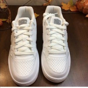 Woman's nike air force ones